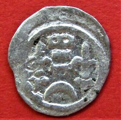 Medieval silver Coin Obol Hungary