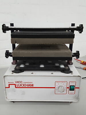 Luckham V400 Vortexer Platform Shaker Rocker Lab Multi Level