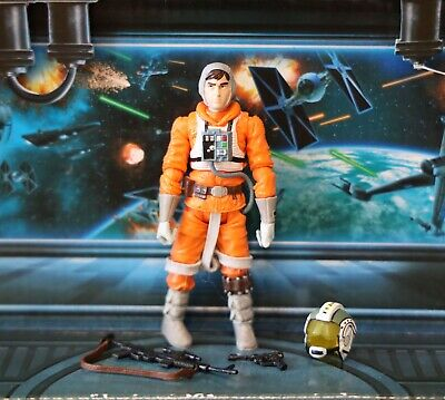 Star Wars Figure 2013 Black Series Wedge Antilles (The Empire Strikes Back)