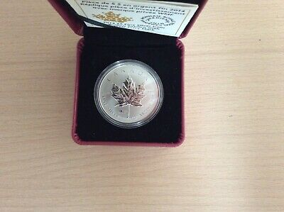 5 Dollar Kanada 2014 Bullion Replica whit Privy Mark WMF