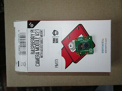 Raspberry Pi Official Camera Board v2.1 With Mount