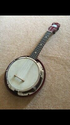 George Formby Dallas B Ukulele - Totally original and good condition.