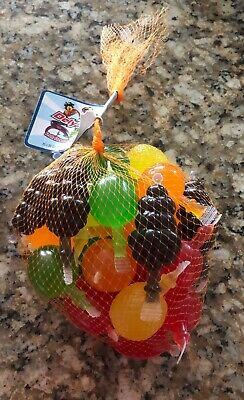 Dely-Gely Fruit Jelly Candy 25 Piece Tik Tok Challenge FREE SHIPPING
