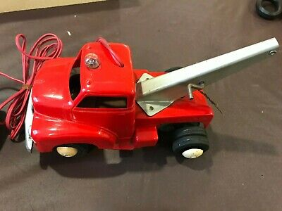 Mormac Electric Remote Control Model Tow Truck - In Original Box