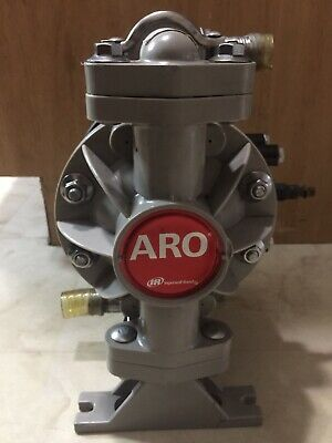 Aro Ingersoll Rand 6661A3-3Eb-C 120Psi 8.3 Bar Diaphragm Pump 1""