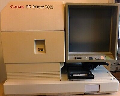 CANON PC Fiche Printer 70M - COLLECTION ONLY