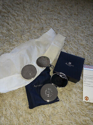 Manchester United Branded Coasters - Executive Club Members Gift