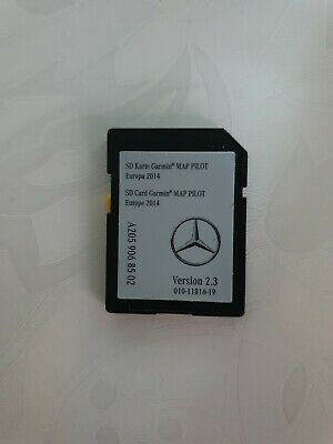 Mercedes Navigation SD Karte Garmin MAP A2059068502 C Klasse