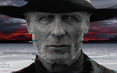Westworld poster №2 print giclee 8X12&12X17 reproduction