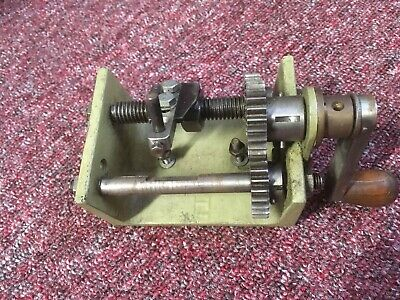 Clock makers Fusee grooving tool (used)