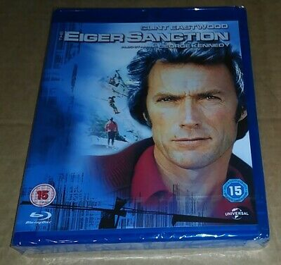 The Eiger Sanction (Blu-ray) Clint Eastwood