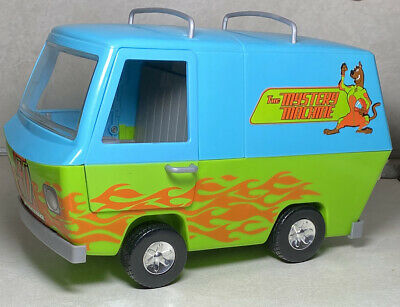 Hanna-Barbera 2003 Scooby Doo Racing Mystery Machine Electric Equity Marketing