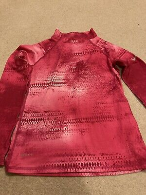 Nike Girls Sports Top Age 10-12 Years - Great Condition!