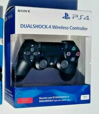 PS4 Dualshock 4 Wireless Controller For Playstation 4 Bluetooth Gamepad Black