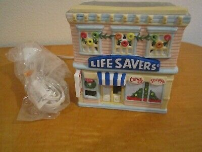 """Nabisco Collector's Classics """"Life Savers"""" Candy Store Mint in Original Box"""