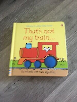 Thats Not My Train- Brand New
