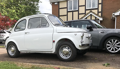 Classic Fiat 500 L - Restored to exceptional level