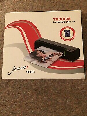 Toshiba Journe Scanner