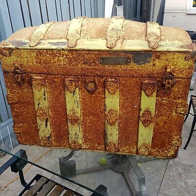Victorian Dome Top Chest/trunk