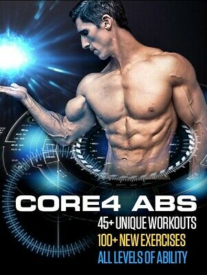 Athlean X Core4 Core 4 Abs Program Fitness Guides Videos FREE DOWNLOAD