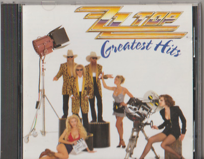 ZZ Top - Greatest Hits (1992)