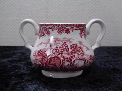 Myotts Country Life Ceramics Sugar Bowl - Without Lid - Vintage