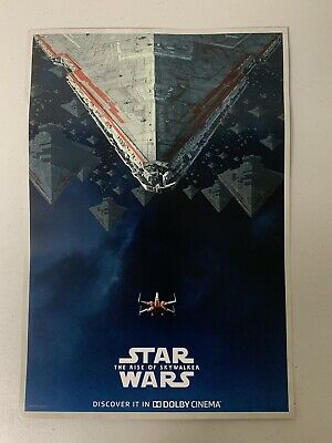 """Star Wars: The Rise of Skywalker (11"""" x 17"""") Movie Collector's Poster Print (T3)"""