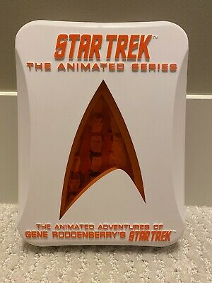 Star Trek: The Animated Series DVD Collection
