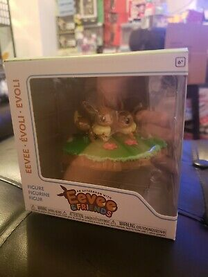 An Afternoon With Eevee & And Friends Funko Pokémon Center Eevee Figure, New!!!
