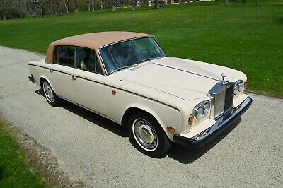 "1975 Rolls-Royce Silver Shadow - Long Wheel Base (""LWB"") uper clean fully maintained collector owned exampl. the Park-Ward Motors Museum"
