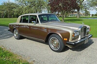 1977 Rolls-Royce Silver Shadow II 25,000 mile very original exampl. A gorgeous Shadow II from America's best in RR