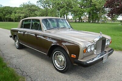 "1976 Rolls-Royce Silver Shadow - Long Wheel Base (""LWB"") tunning, very original quality Californian example. the Park-Ward Motors Museum"