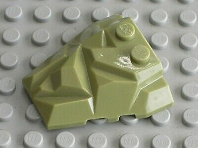 SELECT QTY /& COL 64867 4x4 FRACTURED POLYGON TOP FREE GIFT LEGO NEW