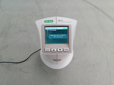 Bio Rad TC10 Automated Cell Counter Spares / Repair Lab