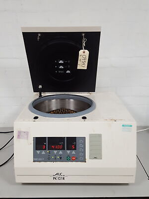 ALC PK121R Refrigerated Benchtop Centrifuge With Rotor