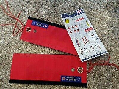 RopePro Kev-lar Edge Rope Protector x2. Rope Access, Climbing, Rigging