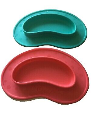 NEW UK Sure Grip Miracle Plate Assorted Colours With Inspiration From Silicone
