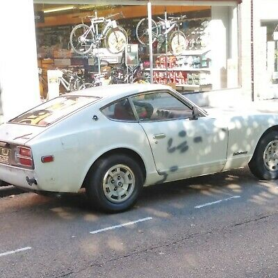 Datsun 280z Solid Original fully running and driving classic