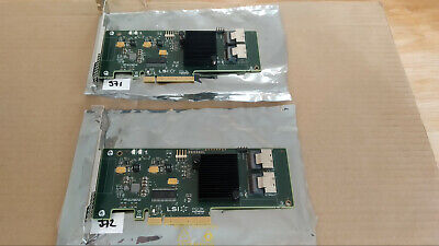 2x LSI SAS 9211-8i IT mode #971-2