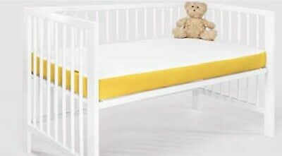 Eve Memory Foam and Pocket Spring Cot Mattress