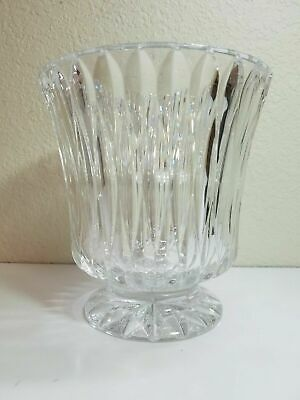 Crystal Champagne, Wine Ice Bucket or Vase made by BLOCK Crystal made in Poland