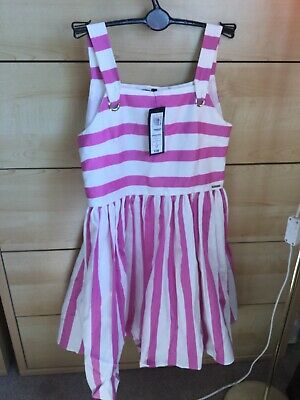 Autograph by M&S girls dress age 8-9 years BNWT