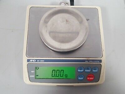 A&D Weighing EK-200i Digital weighing Scale Analytical Balance Lab