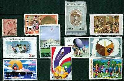 Thailand  – 1909-1980  – Collection  – Vf  **