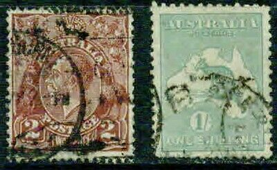 Australia– 1924-1930  – Early Issues – Vf  °