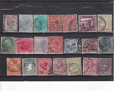 Unchecked Commonwealth Selection Lot P216