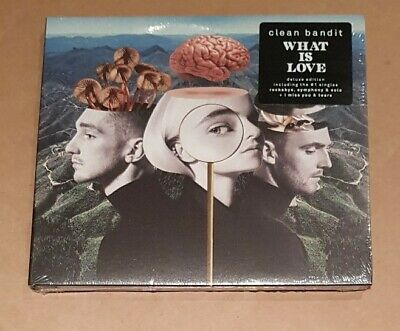 Clean Bandit - What Is Love? (Deluxe) CD NEW