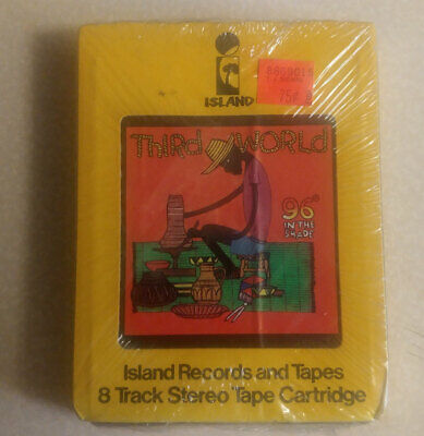 Sealed 8 Track Tape by Third World 96 In The Shade