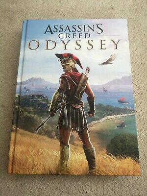 Assassins Creed Odyssey Strategy Guide Collectors Edition Hardback