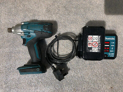 Makita TD127D 18V Cordless Impact Driver with Lithium Battery & Charger